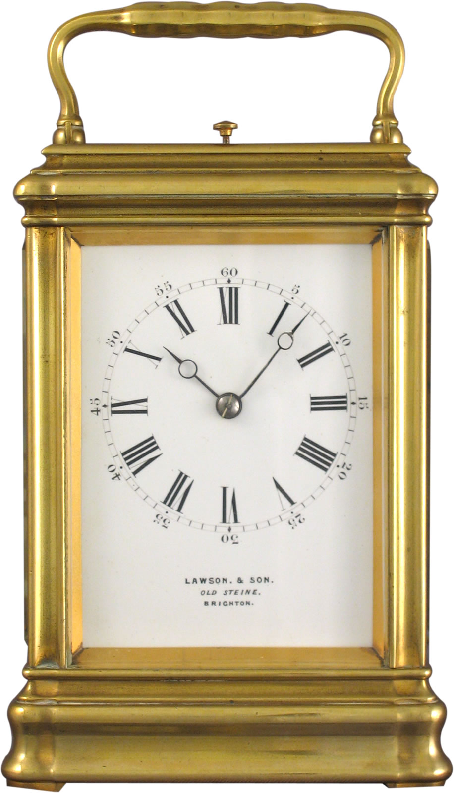 Drocourt Paris No 17005 Carriage Clock Montpellier Clocks