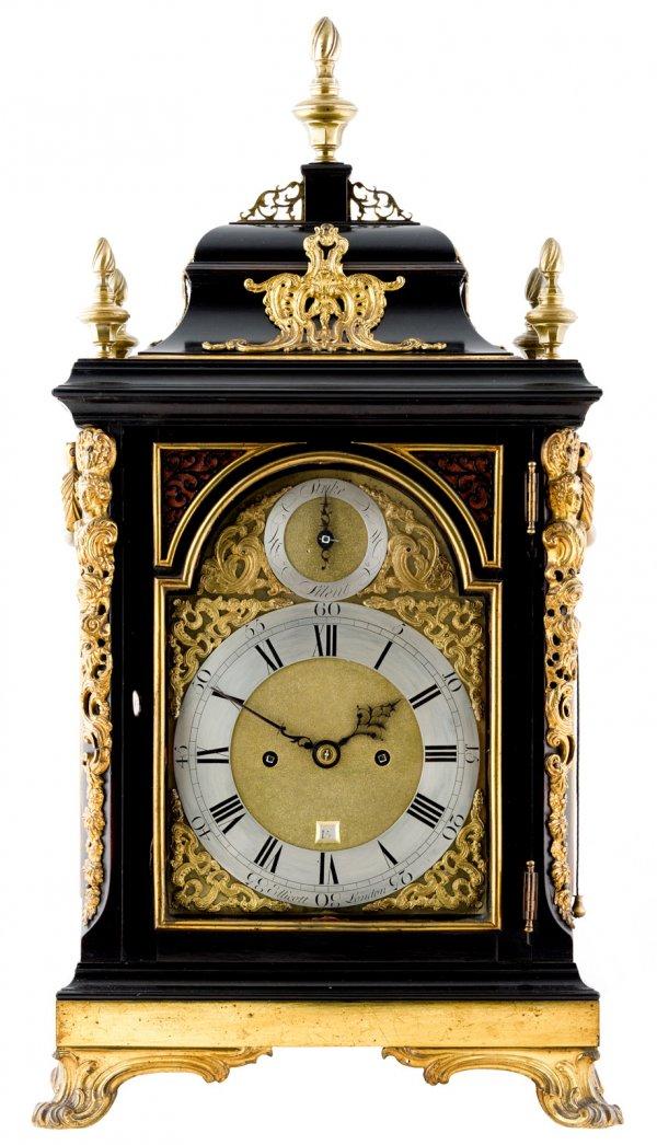 John Ellicott London Montpellier Clocks
