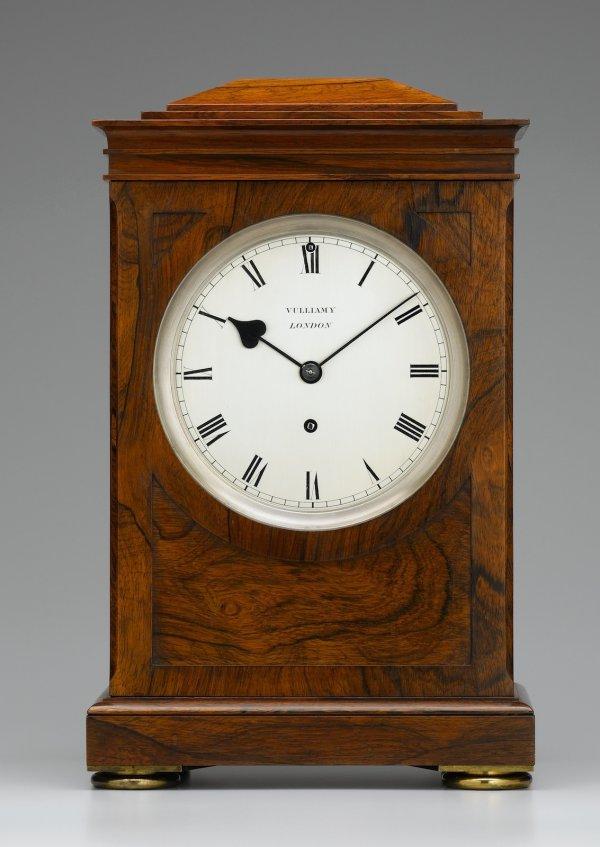 Vulliamy London No 1133 Table Clock Tobias Birch